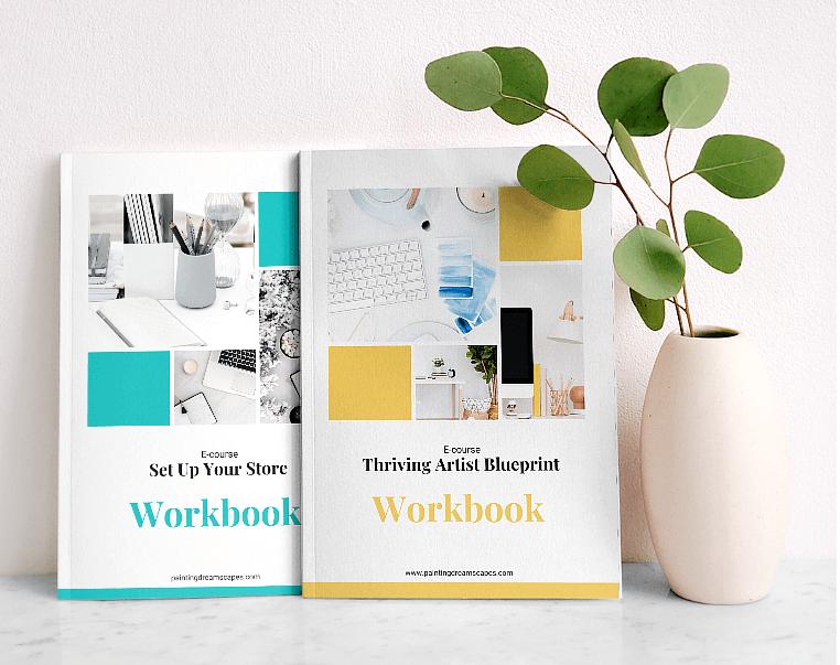 Workbook mockups