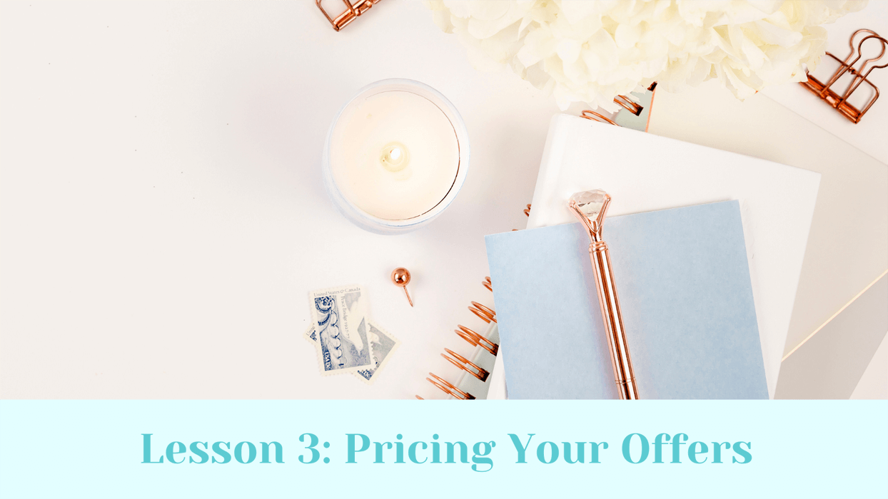 Pricing Your Offers